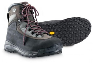 Simms Rivershed Boot with Cleanstream sole